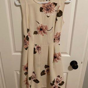 2/$30 Floral dress
